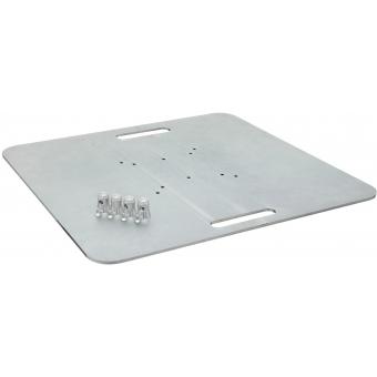 ALUTRUSS Base Plate BP-40 80x80 8mm