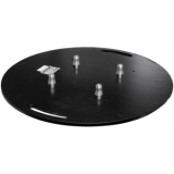 ALUTRUSS Steel Base Plate round type A bl