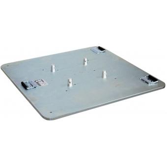 ALUTRUSS Steel Base Plate Rectangle typeB