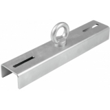 ALUTRUSS GI-1/Clamps Truss Adapter silver
