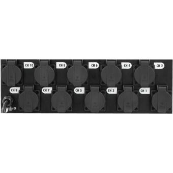 EUROLITE Board 10-ST with 10x Safety-Plug #6