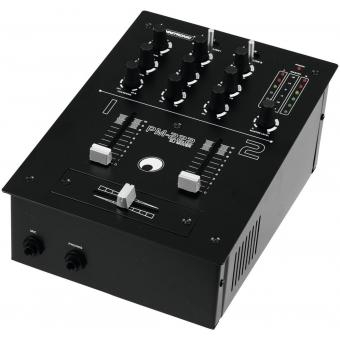 OMNITRONIC PM-222 2-Channel DJ Mixer #2