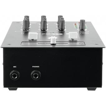OMNITRONIC PM-222 2-Channel DJ Mixer #4