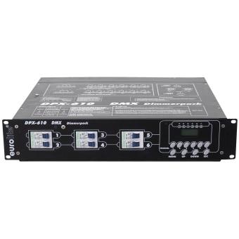 EUROLITE DPX-610 DMX Dimmer Pack