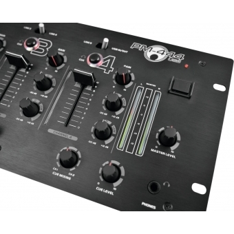 OMNITRONIC PM-444USB 4-Channel DJ mixer #4
