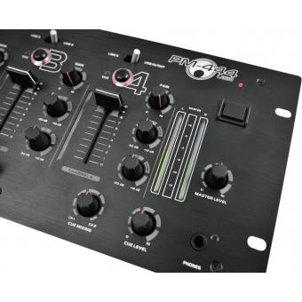 OMNITRONIC PM-444USB 4-Channel DJ mixer #4