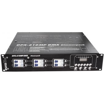 EUROLITE DPX-610 MP DMX Dimmer Pack