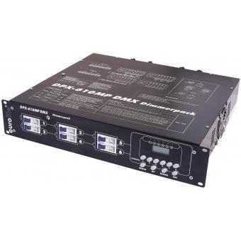 EUROLITE DPX-610 MP DMX Dimmer Pack #2