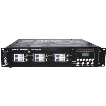 EUROLITE DPX-610 MP DMX Dimmer Pack #5