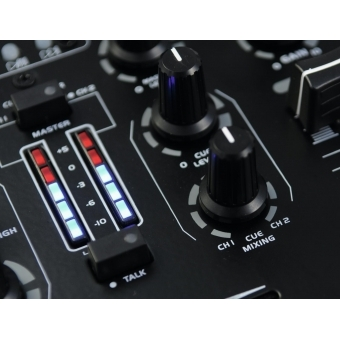 OMNITRONIC PM-211P DJ Mixer with Player #5