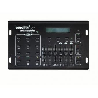 EUROLITE DMX LED Operator 4 Controller #4