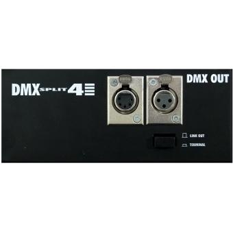 EUROLITE DMX Split 4 Splitter #8