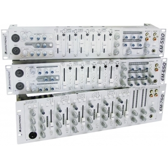 OMNITRONIC EM-550 Entertainment Mixer #6