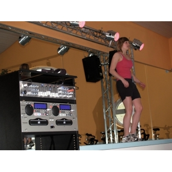OMNITRONIC EM-550 Entertainment Mixer #8