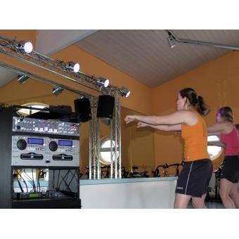 OMNITRONIC EM-550 Entertainment Mixer #9