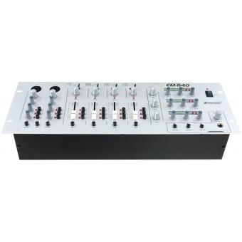 OMNITRONIC EM-640 Entertainment Mixer #3