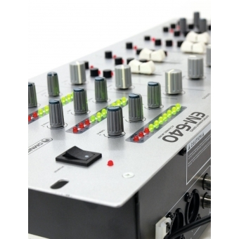OMNITRONIC EM-640 Entertainment Mixer #6