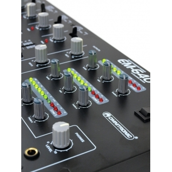 OMNITRONIC EM-640B Entertainment Mixer #6