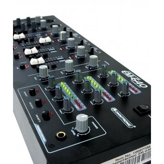 OMNITRONIC EM-640B Entertainment Mixer #7