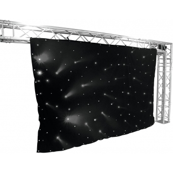 EUROLITE CRT-120 LED-Curtain 6400K