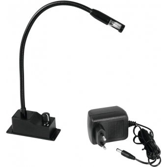 EUROLITE Flexilight Table Lamp with Base/Dimmer