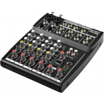 OMNITRONIC LRS-1002 Live Recording Mixer