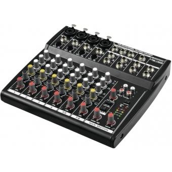 OMNITRONIC LRS-1202 Live Recording Mixer