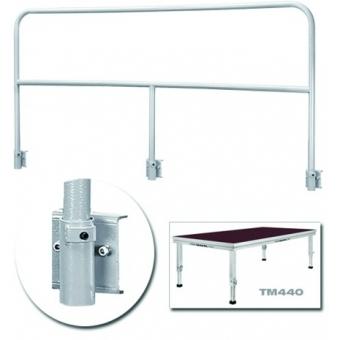 GUIL TMQ-02/440 Stage rail 188 cm #2