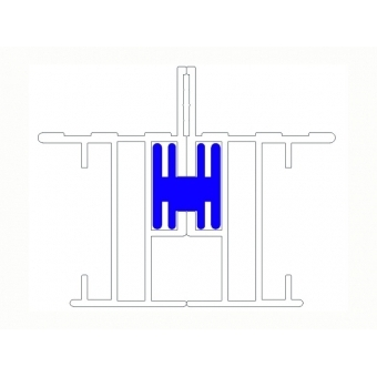 GUIL TMU-09/440 Profile Connector #9