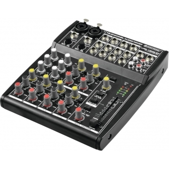OMNITRONIC LRS-1202ST Live Recording Mixer