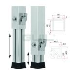 GUIL PTA-440/80-140 Telescopic Foot