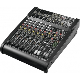 OMNITRONIC LRS-1424FX USB Live Recording Mixer