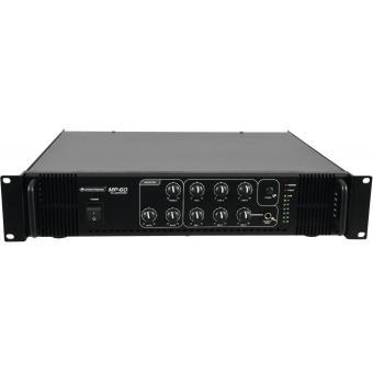 OMNITRONIC MP-60 PA Mixing Amplifier #2