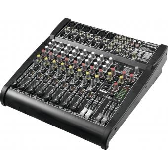 OMNITRONIC LRS-1624FX USB Live Recording Mixer