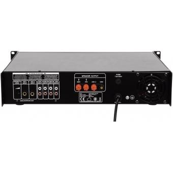 OMNITRONIC MP-120 PA Mixing Amplifier #4