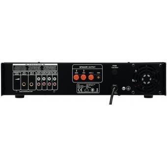 OMNITRONIC MP-120 PA Mixing Amplifier #5