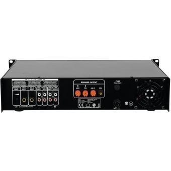 OMNITRONIC MP-250 PA Mixing Amplifier #4