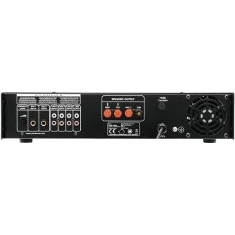 OMNITRONIC MP-250 PA Mixing Amplifier #5