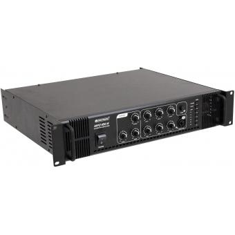 OMNITRONIC MPZ-180.6 PA Mixing Amplifier #2