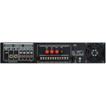 OMNITRONIC MPZ-180.6 PA Mixing Amplifier #6