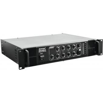 OMNITRONIC MPZ-250.6 PA Mixing Amplifier #3