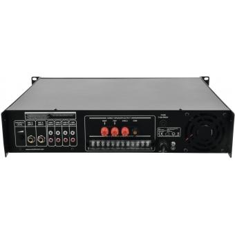 OMNITRONIC MPZ-250.6 PA Mixing Amplifier #5