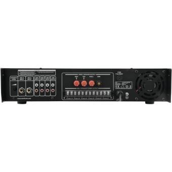 OMNITRONIC MPZ-250.6 PA Mixing Amplifier #6
