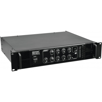 OMNITRONIC MPZ-350.6 PA Mixing Amplifier #2