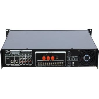 OMNITRONIC MPZ-350.6 PA Mixing Amplifier #5
