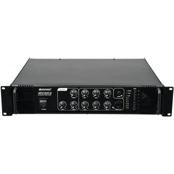 OMNITRONIC MPZ-500.6 PA Mixing Amplifier