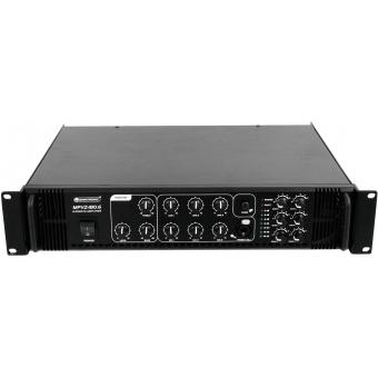 OMNITRONIC MPVZ-180.6 PA Mixing Amplifier