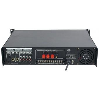 OMNITRONIC MPVZ-180.6 PA Mixing Amplifier #2