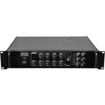 OMNITRONIC MPVZ-250.6 PA Mixing Amplifier