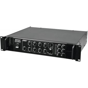 OMNITRONIC MPVZ-250.6 PA Mixing Amplifier #2